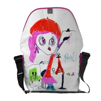 Anna in Paris Courier Bags