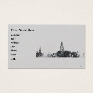 ANNAPOLIS MARYLAND SKYLINE - Business Cards