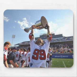 ANNAPOLIS, MD - AUGUST 28:  Paul Rabil #99 3 Mouse Pad
