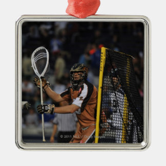 ANNAPOLIS, MD - MAY 14:  Mike Gabel #19 3 Christmas Ornament