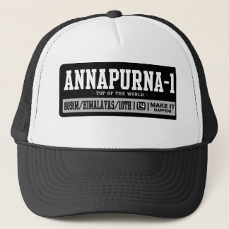 Annapurna 1 trucker hat