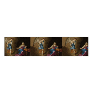 Annunciation Angel and Mary Napkin Band