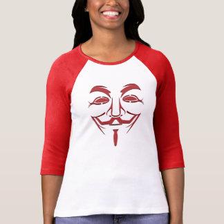 Anonymous Mask T-shirts