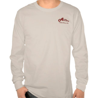 Anstey Accounting - Sand LS T Shirt