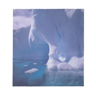 Antarctica. Antarctic icescapes 3 Notepad