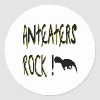 Anteaters Rock! Sticker