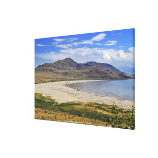 Antelope Island State Park, Great Salt Lake, Canvas Prints
