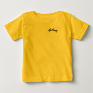 Anthony Baby Fine Jersey T-Shirt
