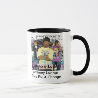 Anthony Lovings - coffee mug