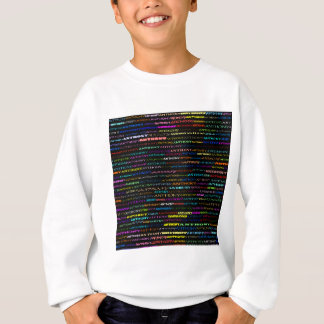 Anthony Text Design I Sweatshirt Kids