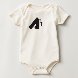 Anthony's Logo.ai Baby Bodysuit