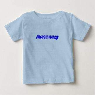 Anthony's t-shirt