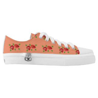 Anthuriums Printed Shoes