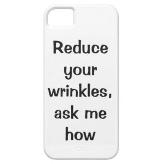anti Aging Product iPhone Case (Wrinkle Free?)