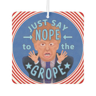 Anti Donald Trump 2016 Election Nope to the Grope