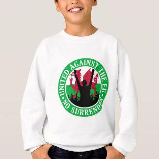 Anti EU Wales - No Surrender Sweatshirt