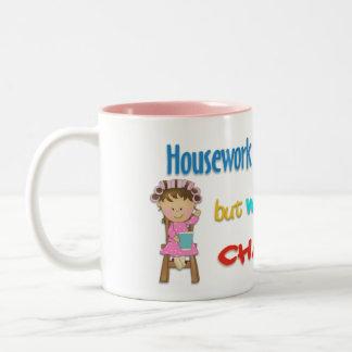 Anti-housework Mug