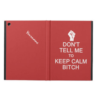 Anti - Keep Calm custom cases