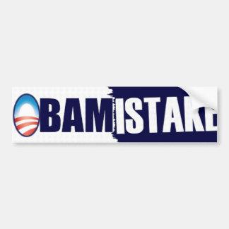 Anti Obama - Obamistake Bumper Sticker