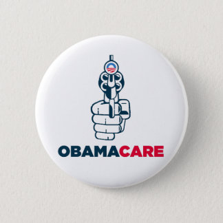 Anti Obamacare button
