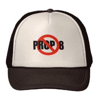 ANTI PROP 8 HATS