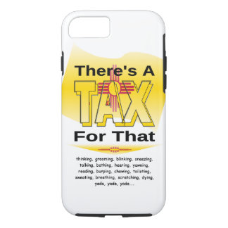 Anti-Tax (New Mexico) iPhone 8/7 Case