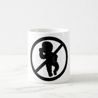 Antibaby Mug
