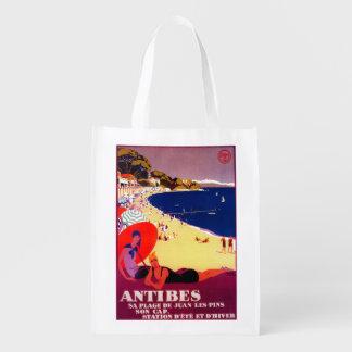 Antibes Vintage PosterEurope