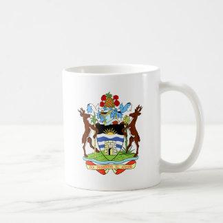 Antigua and Barbados National Seal Coffee Mug