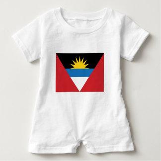 Antigua and Barbuda Baby Bodysuit