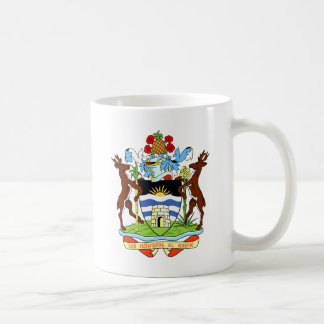 Antigua And Barbuda Coat Of Arms Coffee Mug