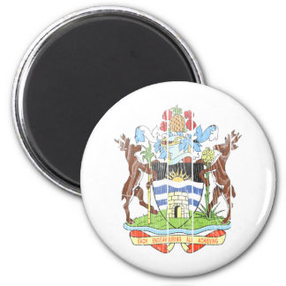 Antigua And Barbuda Coat Of Arms Magnet