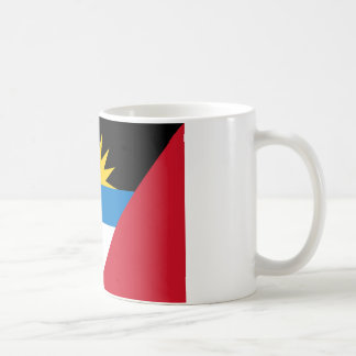 Antigua and Barbuda Flag Coffee Mug