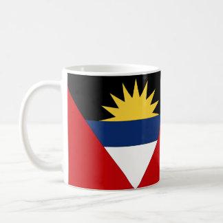 Antigua and Barbuda Flag Coffee Mug