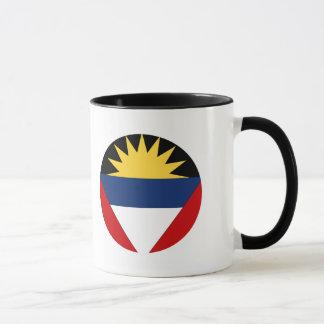 Antigua and Barbuda Flag Mug