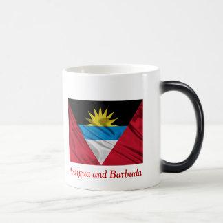 Antigua and Barbuda Morphing Mug