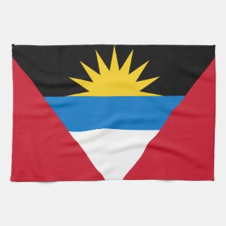 Antigua and Barbuda Tea Towel