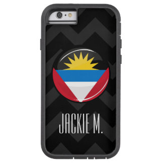 Antigua and Barbuda Tough Xtreme iPhone 6 Case