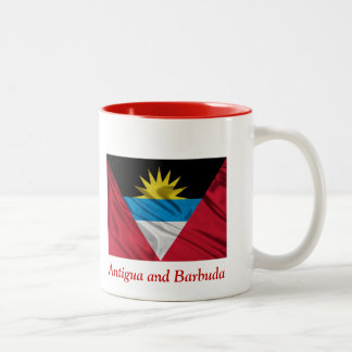 Antigua and Barbuda Two Tone Mug