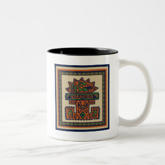 Antigua Argentina Two-Tone Coffee Mug