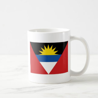 Antigua Barbuda National Flag Coffee Mug