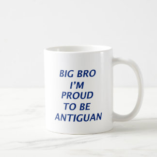 Antigua design coffee mug