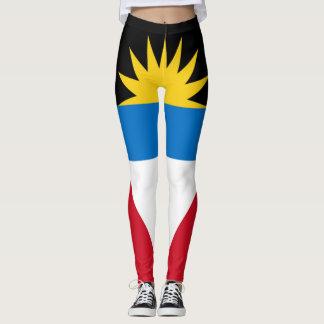Antigua Flag full Leggings