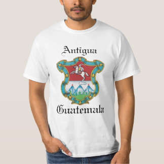Antigua Guatemala City Crest T-Shirt