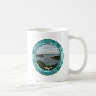 Antigua Porthole Coffee Mug