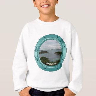 Antigua Porthole Sweatshirt