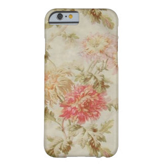 Antique French Floral Toile Barely There iPhone 6 Case