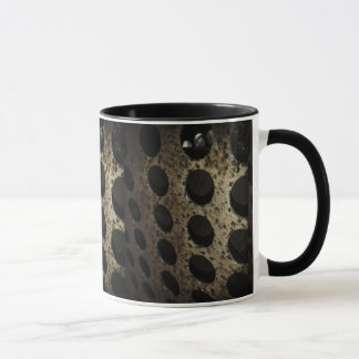 Antique Metal Texture Coffee Mug