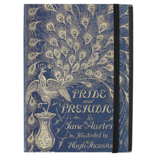 "Antique Pride And Prejudice Peacock Edition iPad Pro 12.9"" Case"