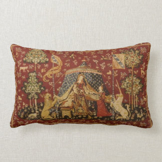 Antique Tapestry Look Cushion